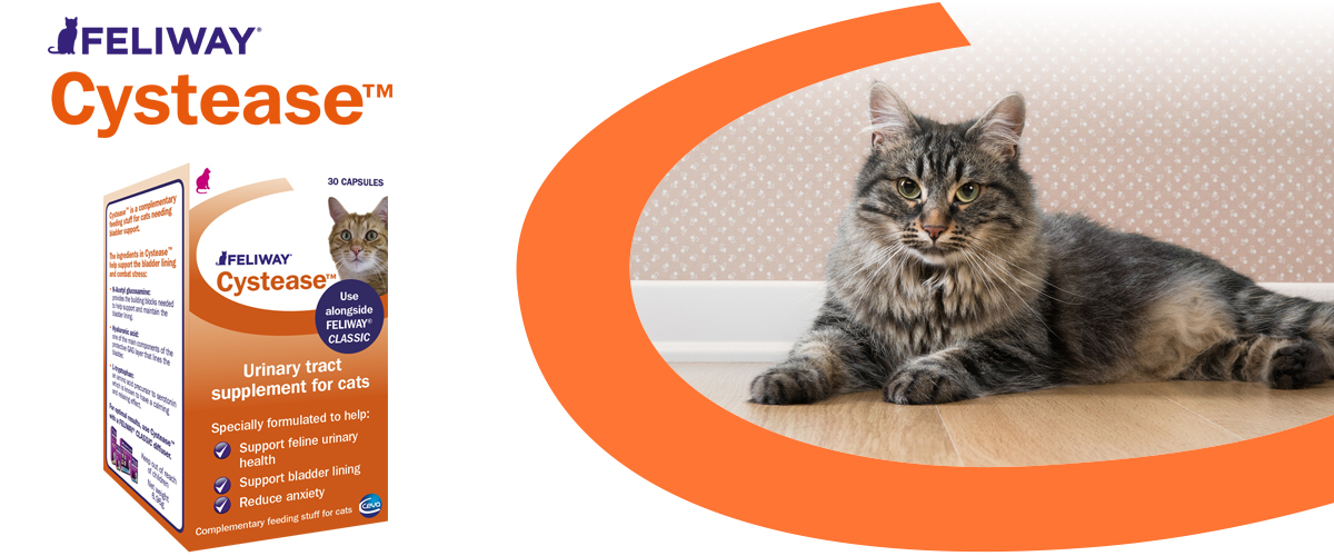 Urinary Support – Logic For Pets – CEVA